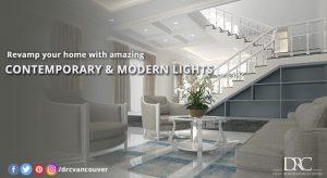 Contemporary Lighting & Modern Light Fixtures