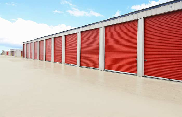 Easily Access Your Self-Storage Units Any Time