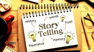 Story Narrating Marketing