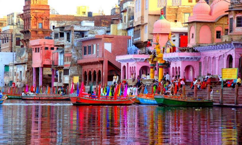 Holy Town of Mathura Vrindavan