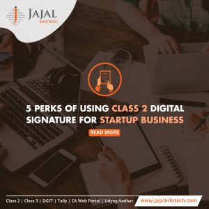 class 2 digital signature services
