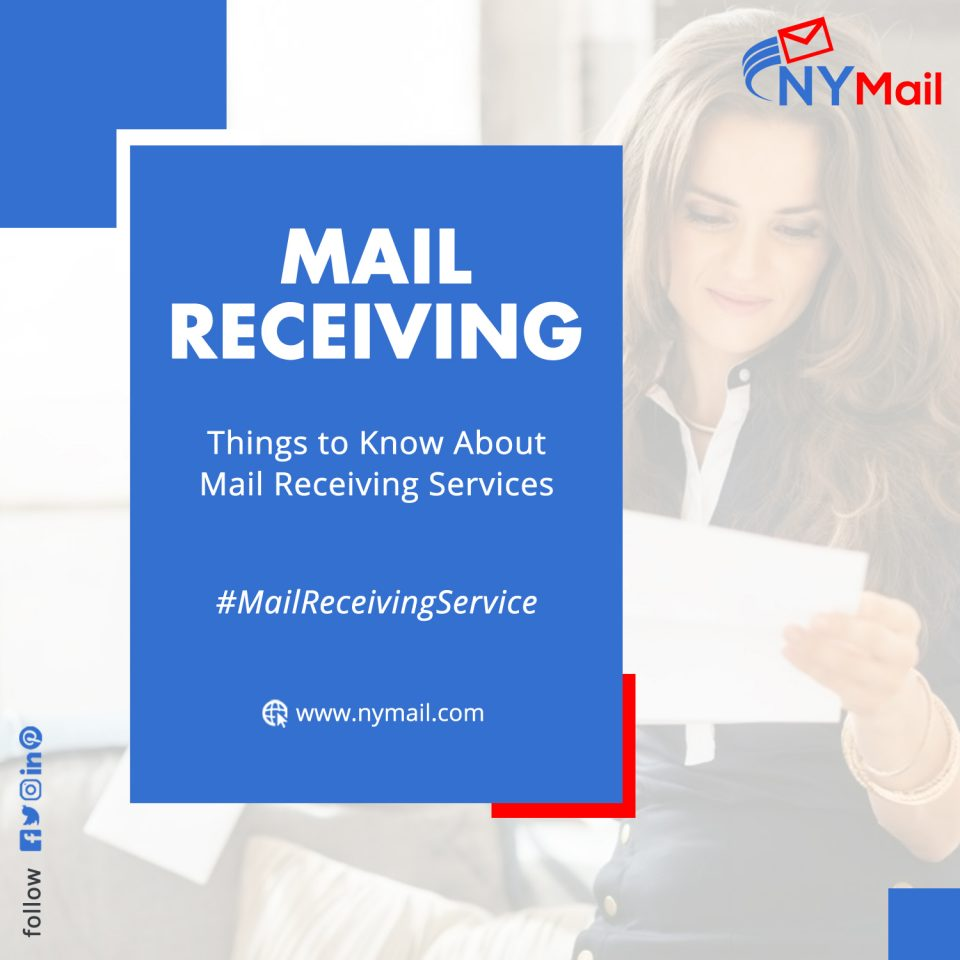 mail receiving