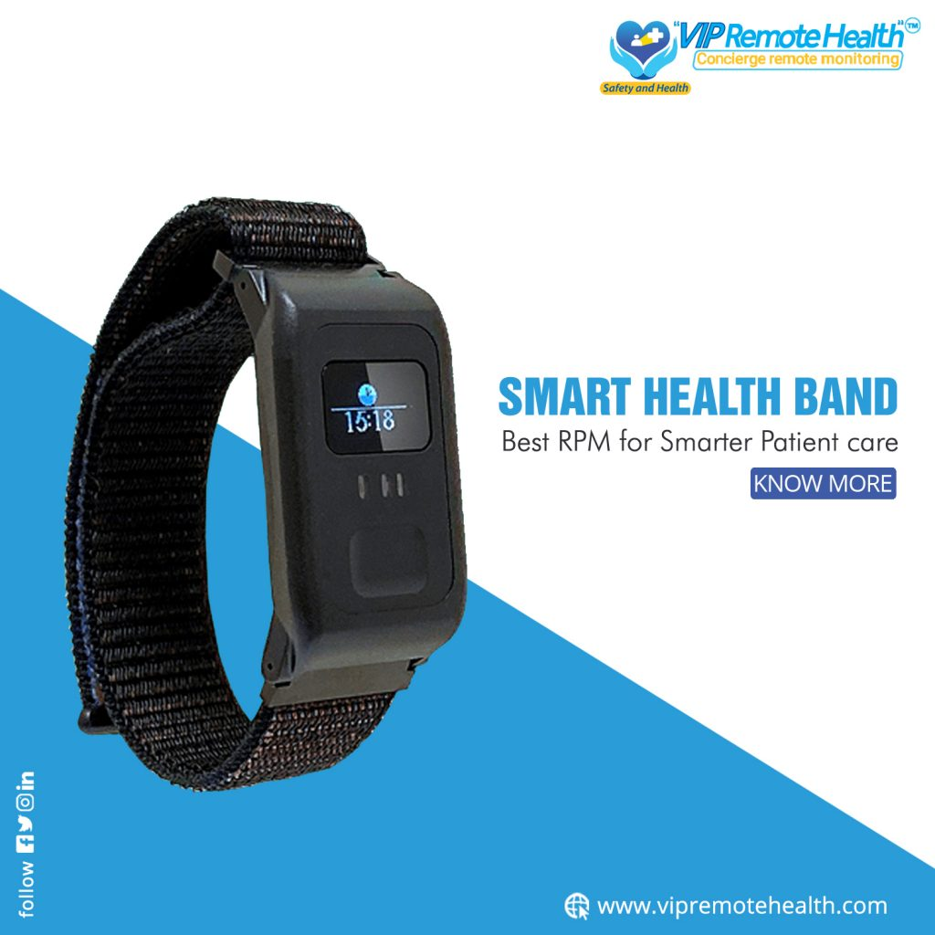 rpm - smart health band